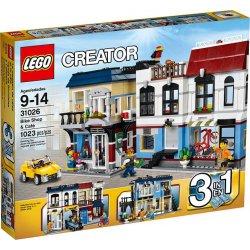 LEGO 31026 Miasteczko