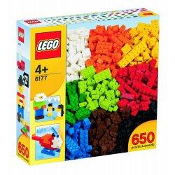 LEGO 6177 Podstawowe klocki Delux