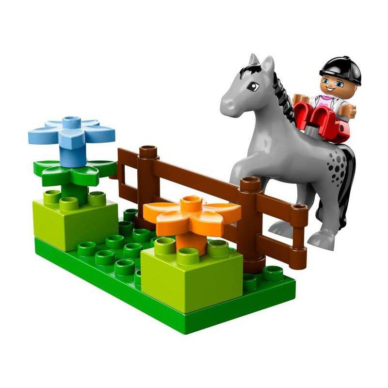 Lego Horse Stable Lego 174 Sets Duplo Mojeklocki24