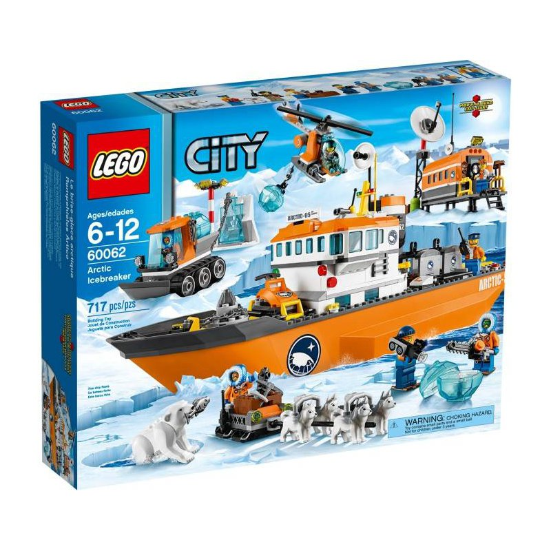 Lego 60062 Arctic Icebreaker Lego Sets City Mojeklocki24 Interiors Inside Ideas Interiors design about Everything [magnanprojects.com]