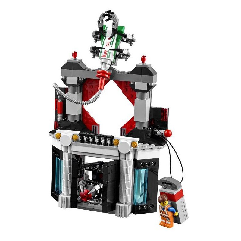 Lego Movie Lord Business Tower Lego 70809 Lord Business 39