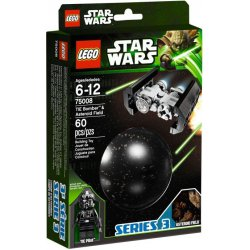 LEGO 75008 TIE Bomber - Pole Asteroid / Hoth