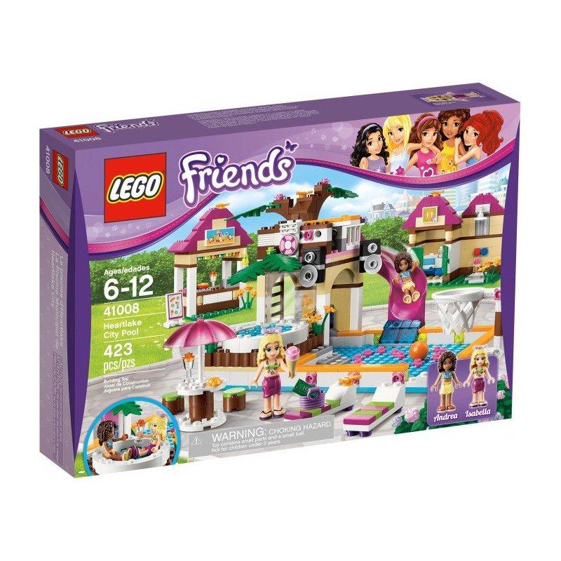 Lego 41008 Heartlake City Pool, LEGO® Sets Friends ...