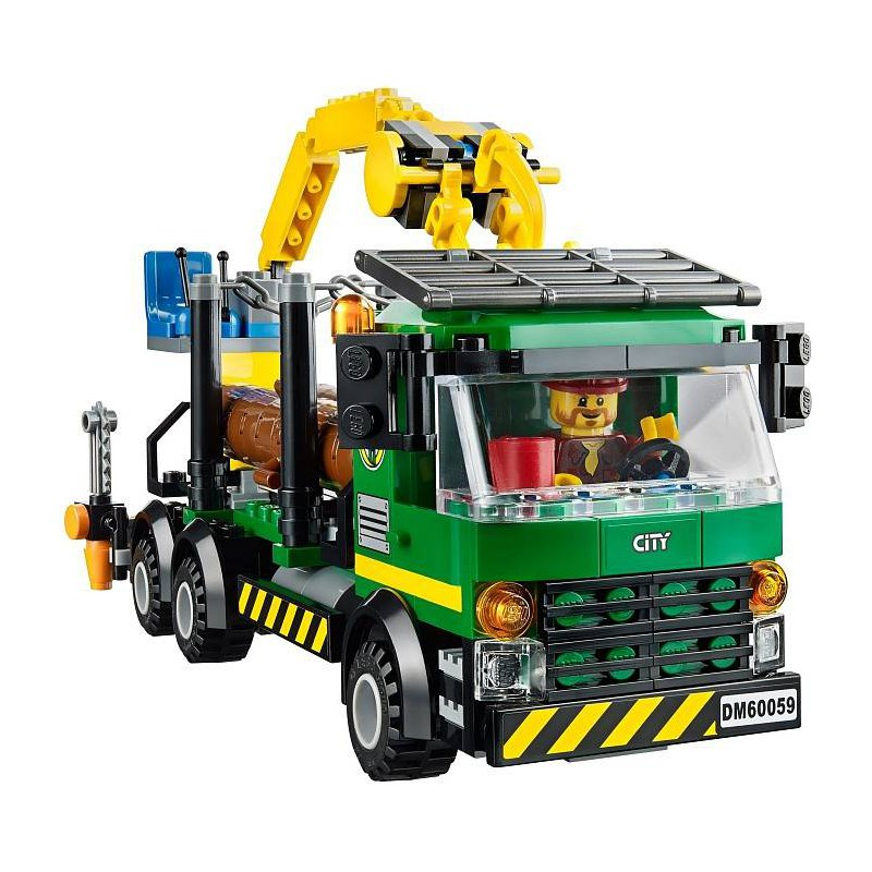 lego logging truck - photo #11