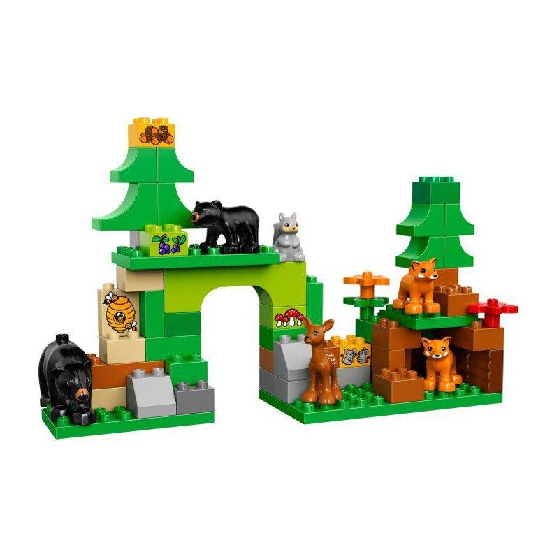 Lego 10584 Forest Lego 174 Sets Duplo Mojeklocki24
