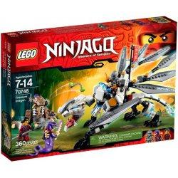 LEGO 70748 Tytanowy smok