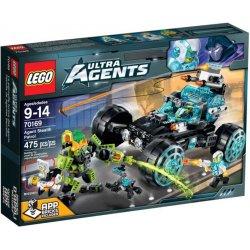 LEGO 70169 Tajna patrolówka