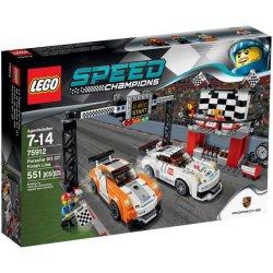 LEGO 75912 Porsche 911 GT, Linia mety
