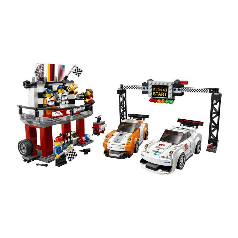 lego speed champions porsche instructions
