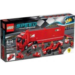 LEGO 75913 Ciężarówka F14 T & Scuderia Ferrari