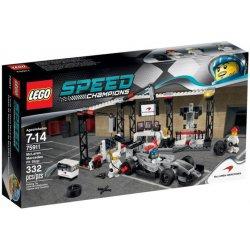 LEGO 75911 Pit Stop McLaren Mercedes