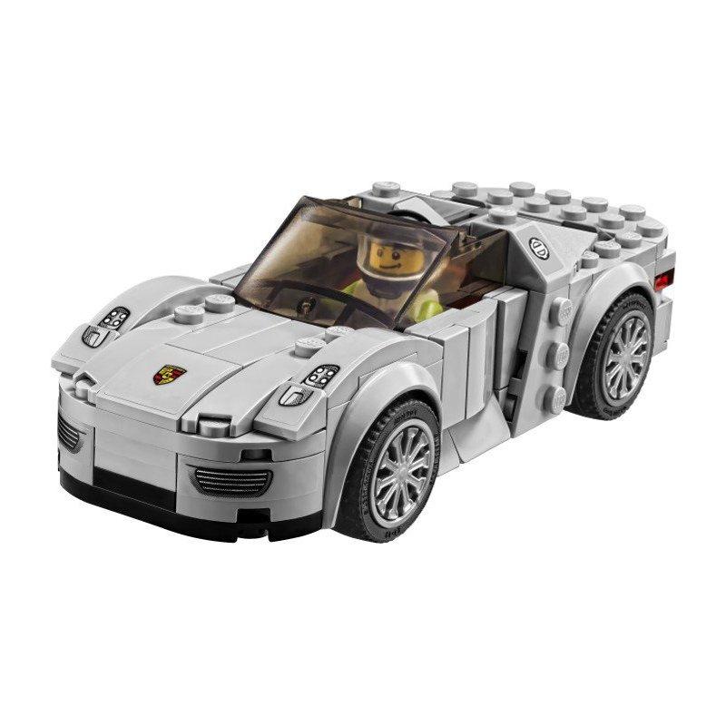 lego 75910 porsche 918 spyder lego sets speed champions mojeklocki24. Black Bedroom Furniture Sets. Home Design Ideas