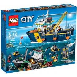LEGO 60095 Statek do badań głębinowych