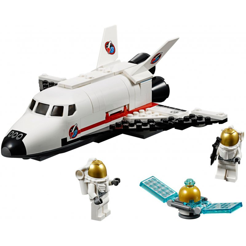 lego space shuttle instructions 60078