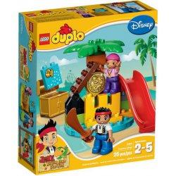 LEGO 10604 Jake i piraci z Nibylandii na Wyspie Skarbów