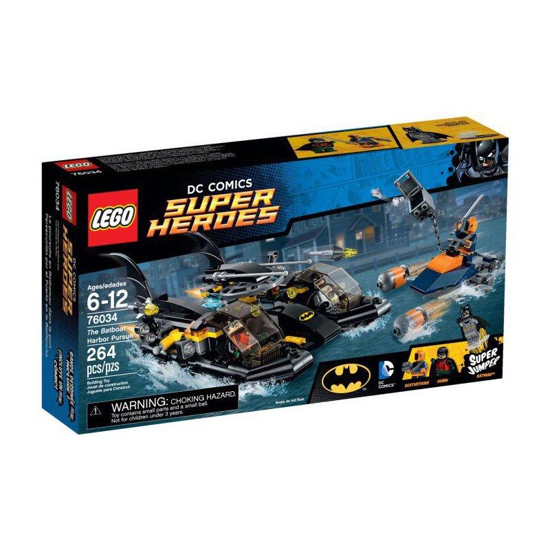 lego batboat harbor pursuit instructions