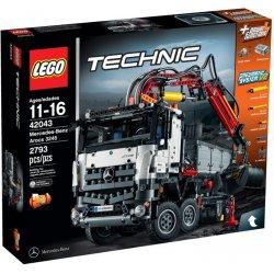 LEGO 42043 Mercedes- Benz Arocs 3245