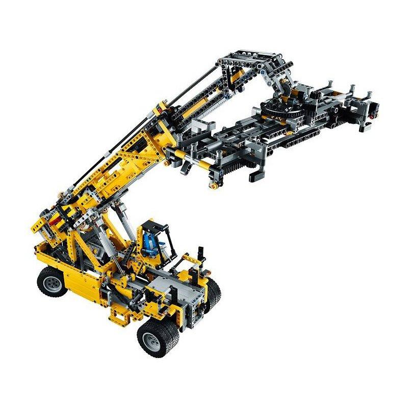 lego 42009 mobile crane mk ii lego sets technic. Black Bedroom Furniture Sets. Home Design Ideas