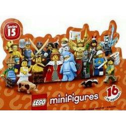 LEGO 71011 Minifigurki seria 15