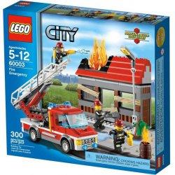 LEGO 60003 Alarm Pożarowy