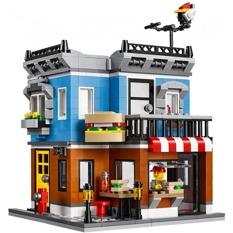 lego 31050 corner deli lego sets creator mojeklocki24. Black Bedroom Furniture Sets. Home Design Ideas