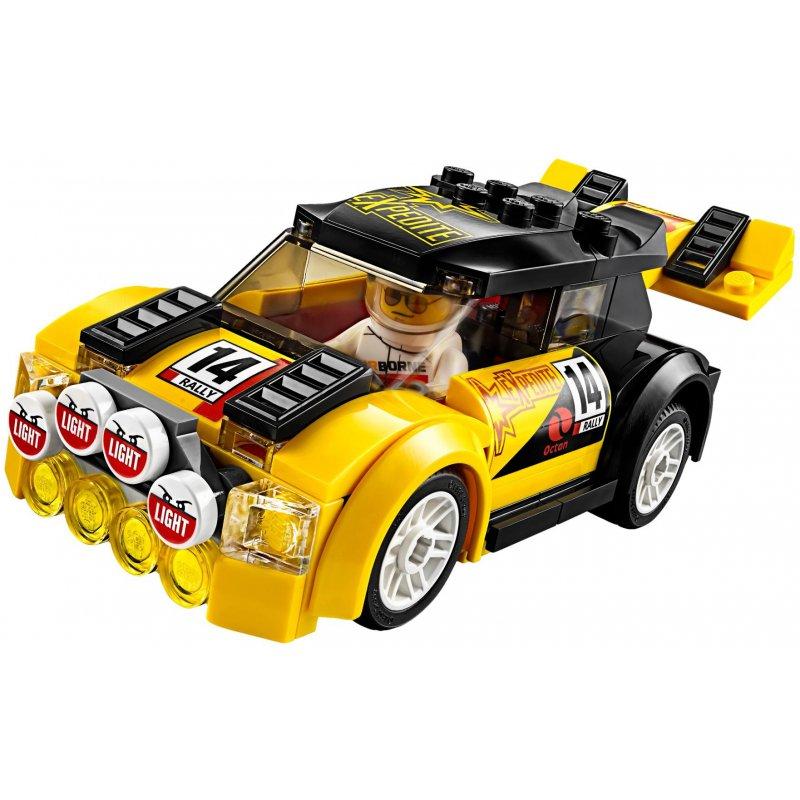 lego 60113 rally car lego sets city mojeklocki24. Black Bedroom Furniture Sets. Home Design Ideas