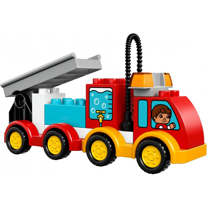 Lego Duplo My First My First Cars And Trucks Building Cards