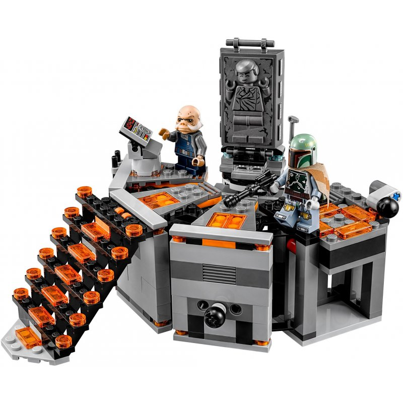 Lego 75137 carbon freezing chamber lego sets star wars for Chambre lego