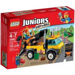 LEGO 10683 Ciężarówka do robót drogowych