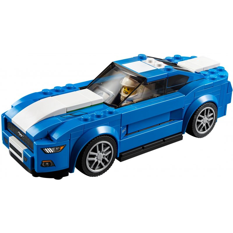 lego 75871 ford mustang gt lego sets speed champions. Black Bedroom Furniture Sets. Home Design Ideas