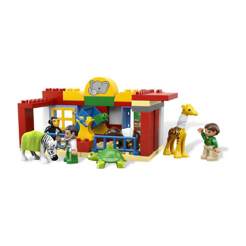 lego junior vet clinic instructions