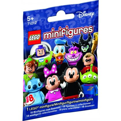 LEGO Minifigurki Disney'a