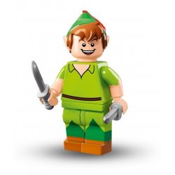 LEGO 71012-15 Minifigurka Disney Peter Pan