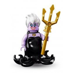 LEGO 71012-17 Minifigurka Disney Ursula