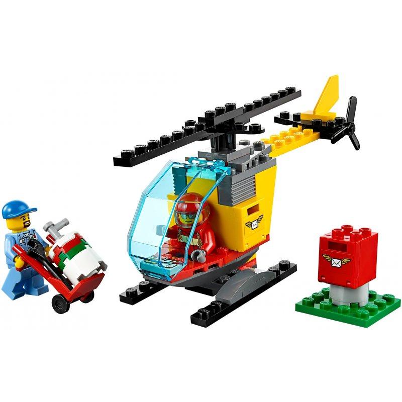 lego city 60100 instructions