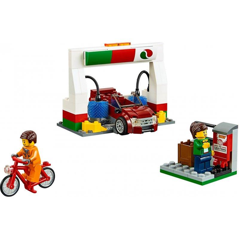 lego 60132 service station lego sets city mojeklocki24. Black Bedroom Furniture Sets. Home Design Ideas