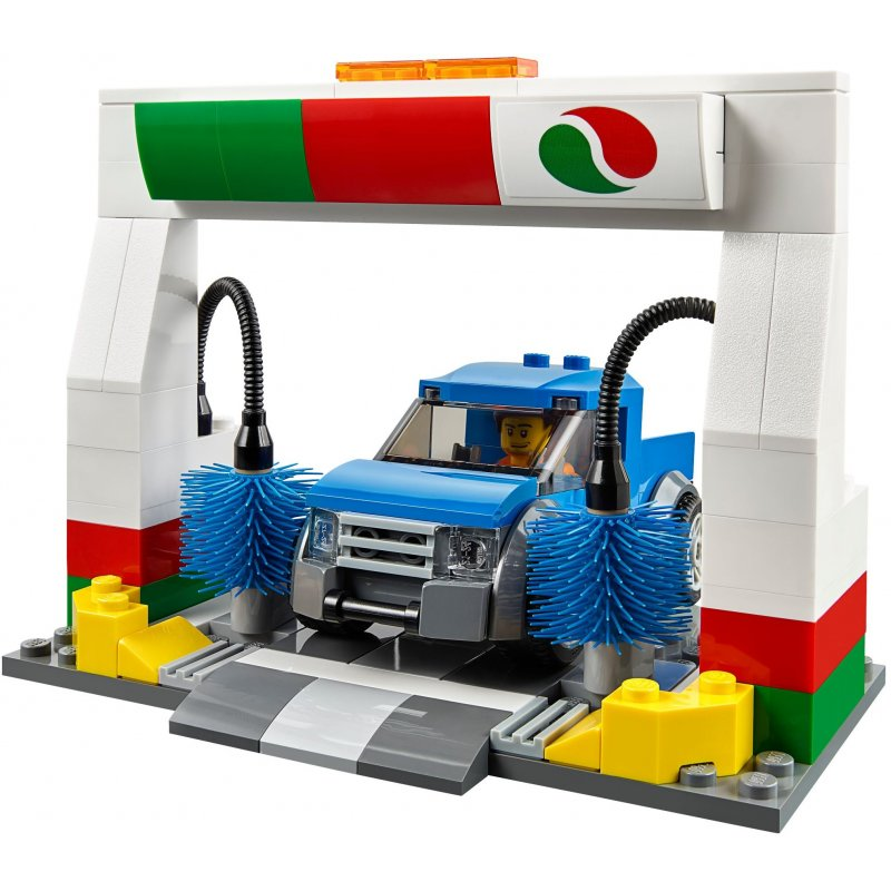 Lego 60132 Service Station Lego 174 Sets City Mojeklocki24