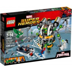 LEGO 76059 Spider - Man: Doc Ock's Tentacle Trap