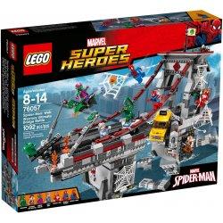 LEGO 76057 Spider - Man: Web Warriors Ultimate Bridge