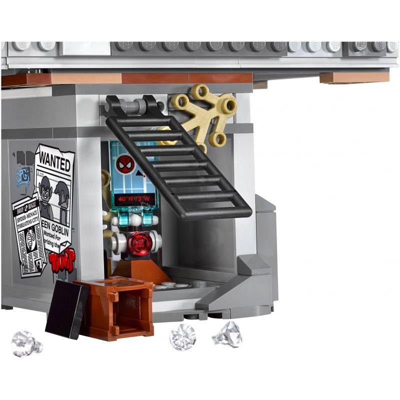 Lego 76057 Spider - Man: Web Warriors Ultimate Bridge ...