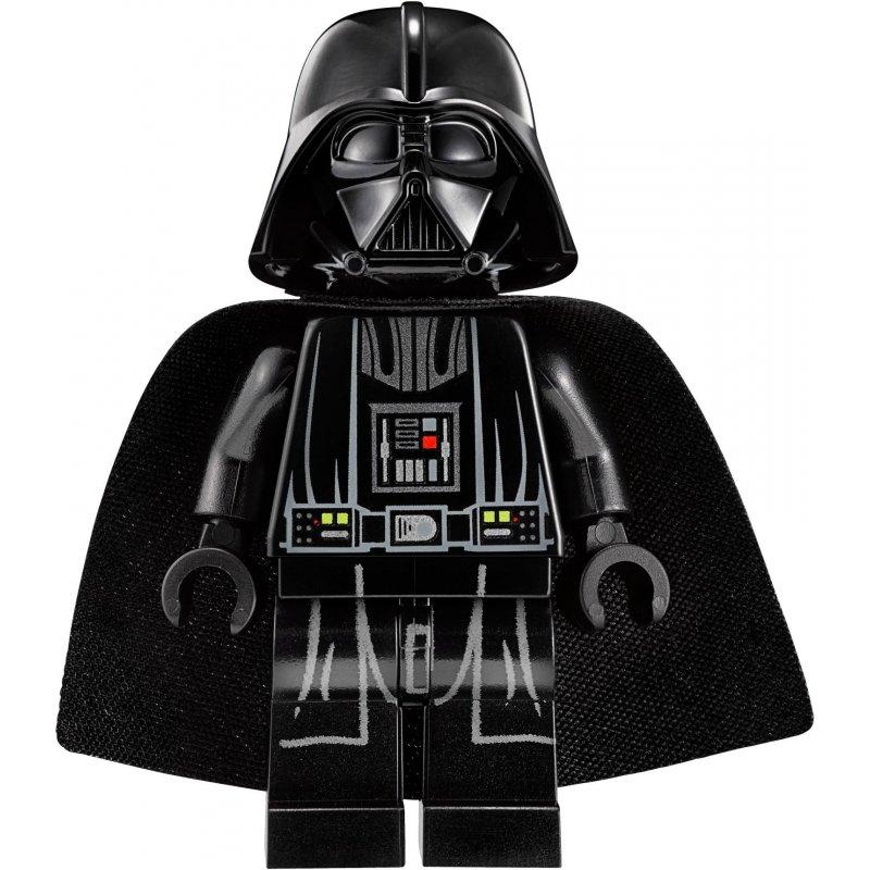 Lego 75150 Vader's TIE Advanced vs. A-Wing Starfighter ...