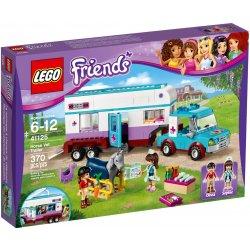 LEGO 41125 Przyczepa Lecznicza dla koni