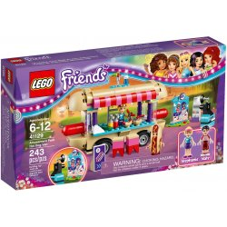 LEGO 41129 Furgonetka z hot-dogami w parku rozrywki