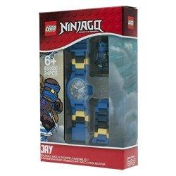 LEGO 8020530 Zegarek na rękę z figurką Ninjago Jay