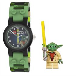 LEGO 8020295 Zegarek na rękę Star Wars Yoda + minifigurka
