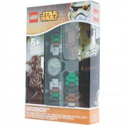 LEGO 8020370 Zegarek na rękę Star Wars Chewbacca + minifigurka