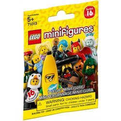 LEGO 71013 Minifigurki seria 16