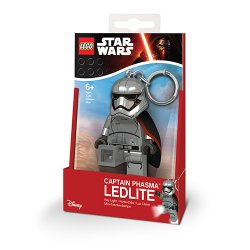 LEGO LGL-KE96 Pendant Flashlight Captain Phasma