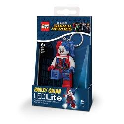 LEGO LGL-KE99 Pendant Flashlight Harley Quinn