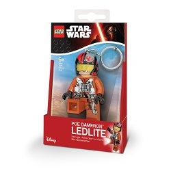 LEGO LGL-KE95 Pendant Flashlight Poe Dameron